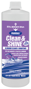 ALUMINEX<sup>TM</sup> CLEAN & SHINE (#323-MK3332) - Click Here to See Product Details
