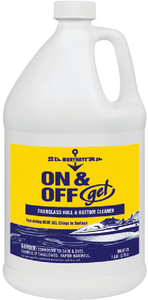 ON & OFF GEL HULL & BOTTOM CLEANER  - Click Here to See Product Details