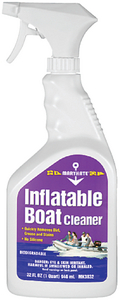 INFLATABLE BOAT CLEANER - Click Here to See Product Details