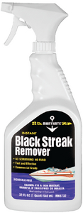 INSTANT BLACK STREAK REMOVER - Click Here to See Product Details