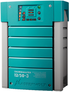 CHARGEMASTER BATTERY CHARGERS (#469-44010350) - Click Here to See Product Details