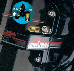 STERN DRIVE LOCK (#371-74018) - Click Here to See Product Details