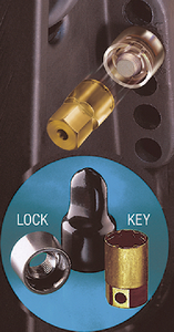 OUTBOARD LOCK (#371-74049) - Click Here to See Product Details