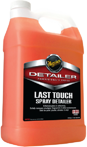 LAST TOUCH SPRAY DETAILER (#290-D15501) - Click Here to See Product Details