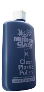 CLEAR PLASTIC POLISH #10 (#290-M1008) - Click Here to See Product Details
