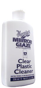 CLEAR PLASTIC CLEANER #17 (#290-M1708) - Click Here to See Product Details