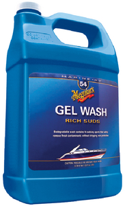 GEL WASH (#290-M5401) - Click Here to See Product Details
