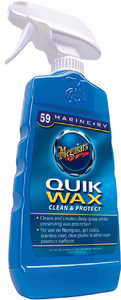 SPRAY QUIK WAX  (#290-M5916) - Click Here to See Product Details