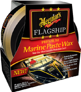 FLAGSHIP PREMIUM MARINE PASTE WAX (#290-M6311) - Click Here to See Product Details