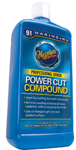PROFESSIONAL GRADE POWER CUT COMPOUND (#290-M9132) - Click Here to See Product Details