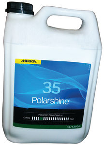MIRKA ABRASIVES POLARSHINE COMPOUND 35 COARSE (PC35-5L)