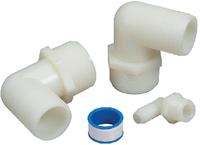 WASTE HOSE ADAPTER KIT (#114-041390) - Click Here to See Product Details