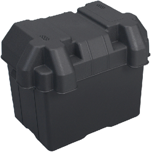 INJECTION MOLDED BATTERY BOX (#114-042213) - Click Here to See Product Details