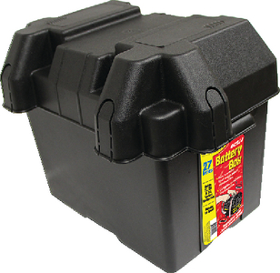 INJECTION MOLDED BATTERY BOX (#114-042214) - Click Here to See Product Details