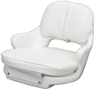 STANDARD HELM CHAIR & CUSHION SET w/ARMS (#114-ST2000HD) - Click Here to See Product Details