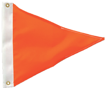 MONARCH SKI FLAG (#336-PENNANT) - Click Here to See Product Details