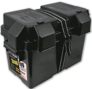 THE NOCO COMPANY GROUP 27-30 BATTERY BOX (HM318BK)