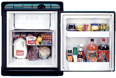 FLUSHMOUNT AC/DC REFRIGERATOR 3.6 CU. FT. (#121-623866) - Click Here to See Product Details