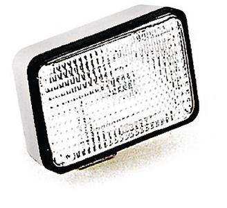 HALOGEN DECK FLOODLIGHT (#158-DL55CS) - Click Here to See Product Details