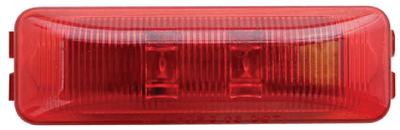 OPTRONICS THINLINE RED MARK/CLEAR LITE (MCL61RBP)