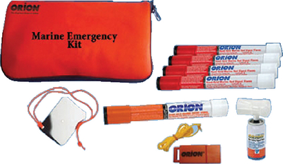 ORION SAFETY PRODUCTS INLAND LOCATE KIT IN SOFT BAG (543)