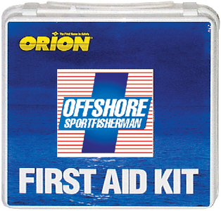 SPORTFISHER FIRST AID KIT (#191-844) - Click Here to See Product Details