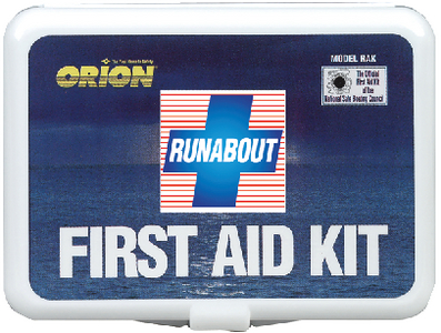 RUNABOUT FIRST AID KIT (#191-962) - Click Here to See Product Details