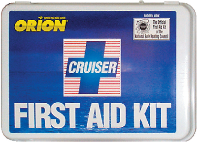 CRUISER FIRST AID KIT (#191-965) - Click Here to See Product Details