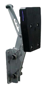 ALUMINUM 2-STROKE OUTBOARD MOTOR BRACKET (#781-550021) - Click Here to See Product Details