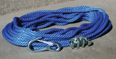 POLY ANCHOR ROPE  (#781-757010) - Click Here to See Product Details