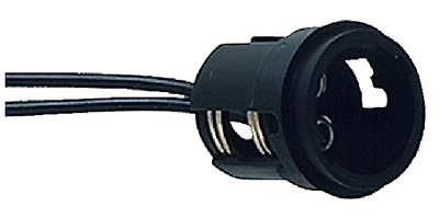 DOUBLE CONTACT BAYONET SOCKET (#9-0024DP2) - Click Here to See Product Details