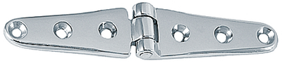 STRAP HINGES (#9-0120DP2CHR) - Click Here to See Product Details