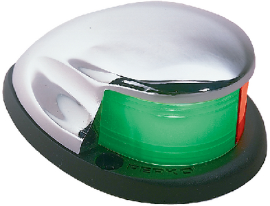 BI-COLOR LIGHT (#9-0227DP0CHR) - Click Here to See Product Details