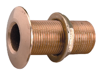 THRU-HULL CONNECTION (#9-0322DP7PLB) - Click Here to See Product Details
