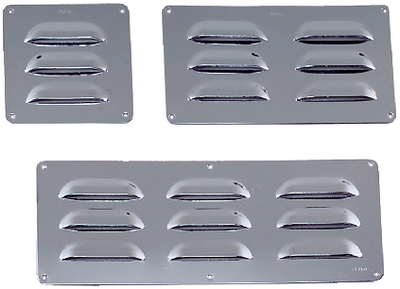 LOUVER VENTILATOR (#9-033509ADP) - Click Here to See Product Details