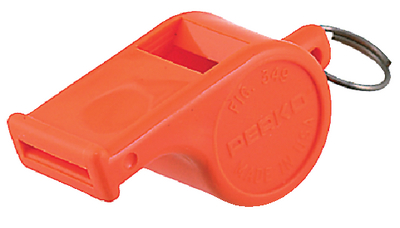 BALL TYPE WHISTLE (#9-0349DP) - Click Here to See Product Details