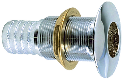 THRU-HULL CONNECTORS (#9-0350008DPC) - Click Here to See Product Details