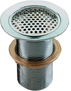 FLUSH MOUNT DRAIN (#9-0361005CHR) - Click Here to See Product Details