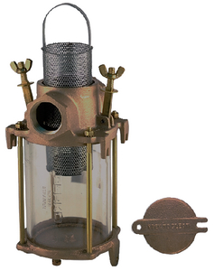 493 SERIES INTAKE WATER STRAINER (#9-0493DP799L) - Click Here to See Product Details