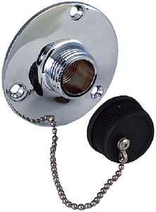 WATER OUTLET FITTING (#9-0504DP0CHR) - Click Here to See Product Details