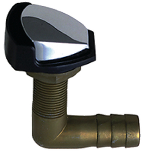 90? ROTATING GAS TANK VENT (#9-0561DP4CHR) - Click Here to See Product Details