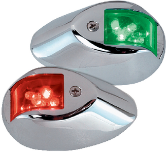 LED SIDE LIGHTS (#9-0602DP1CHR) - Click Here to See Product Details