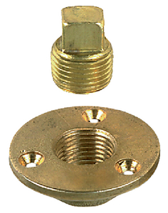 GARBOARD DRAIN PLUGS (#9-0742DP2) - Click Here to See Product Details