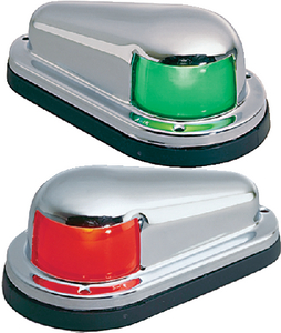 VERTICAL & HORIZONTAL MOUNT SIDE LIGHTS (#9-0915DP0CHR) - Click Here to See Product Details