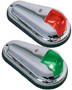 VERTICAL & HORIZONTAL MOUNT SIDE LIGHTS (#9-0955DP0CHR) - Click Here to See Product Details