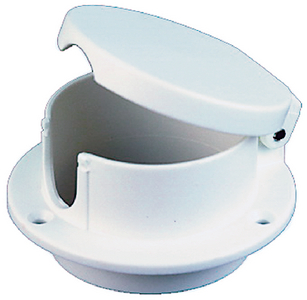 ROPE DECK PIPE (#9-1057DP0WHT) - Click Here to See Product Details