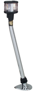 COMBINATION MASTHEAD & ALL-ROUND LIGHT (#9-1125DP4CHR) - Click Here to See Product Details