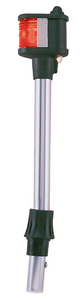 REMOVABLE BI-COLOR LIGHT WITH UTILITY LIGHT (#9-1212DP2CHR) - Click Here to See Product Details
