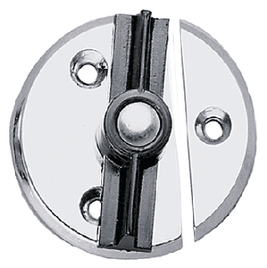 DOOR BUTTON (#9-1217DP0CHR) - Click Here to See Product Details
