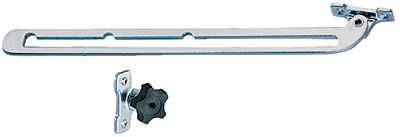 WINDSHIELD ADJUSTERS (#9-1291DP0CHR) - Click Here to See Product Details